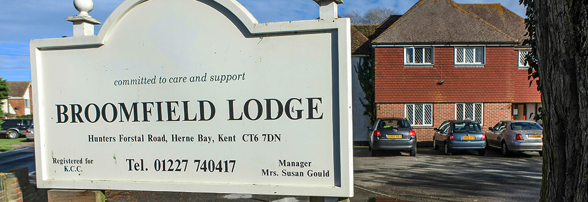 Broomfield Lodge, Herne Bay